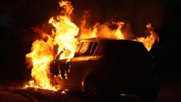 """Άρτα: Έφαγε """"χυλόπιτα"""" από την κόρη και....έβαλε φωτιά στο αυτοκίνητο της πεθεράς!"""