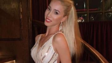 Με κοντό σορτσάκι η Αθήνα Χρυσαντίδου χορεύει ΤΣΙΦΤΕΤΕΛΙ! Δείτε την και κάντε ΚΡΥΟ ντουζ!