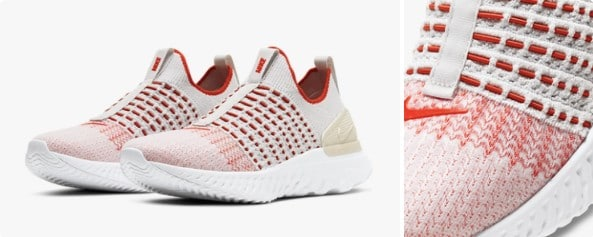 αθλητικά παπούτσια Nike React Phantom Run Flyknit 2s