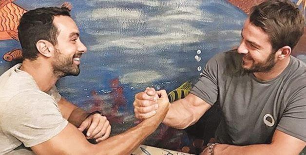 Γιώργος ΑγγελόπουλοςΜου έκαναν πρόταση για το Survivor Δεν θα το