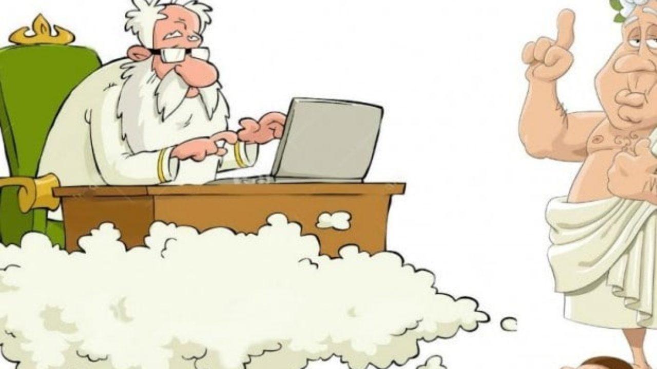 ΑΝΕΚΔΟΤΟ: Ο πολιτικός Αντωνάκης τα κακάρωσε και πάει στον Άγιο Πέτρο! Τρελό γέλιο