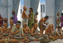 ΑΝΕΚΔΟΤΟ: Σε ένα σχολείο στην αρχαία Αίγυπτο! Πολύ γέλιο