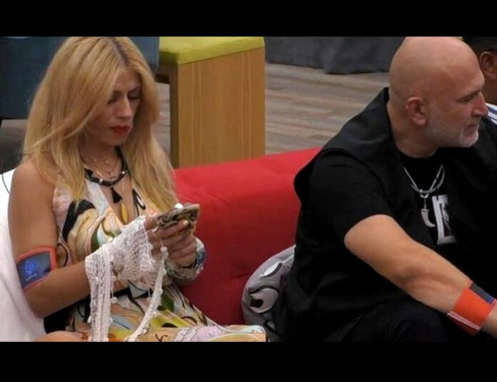 Big Brother: Στα κόκκινα η κόντρα της Άννας Μαρίας με τον Αντιδήμαρχο