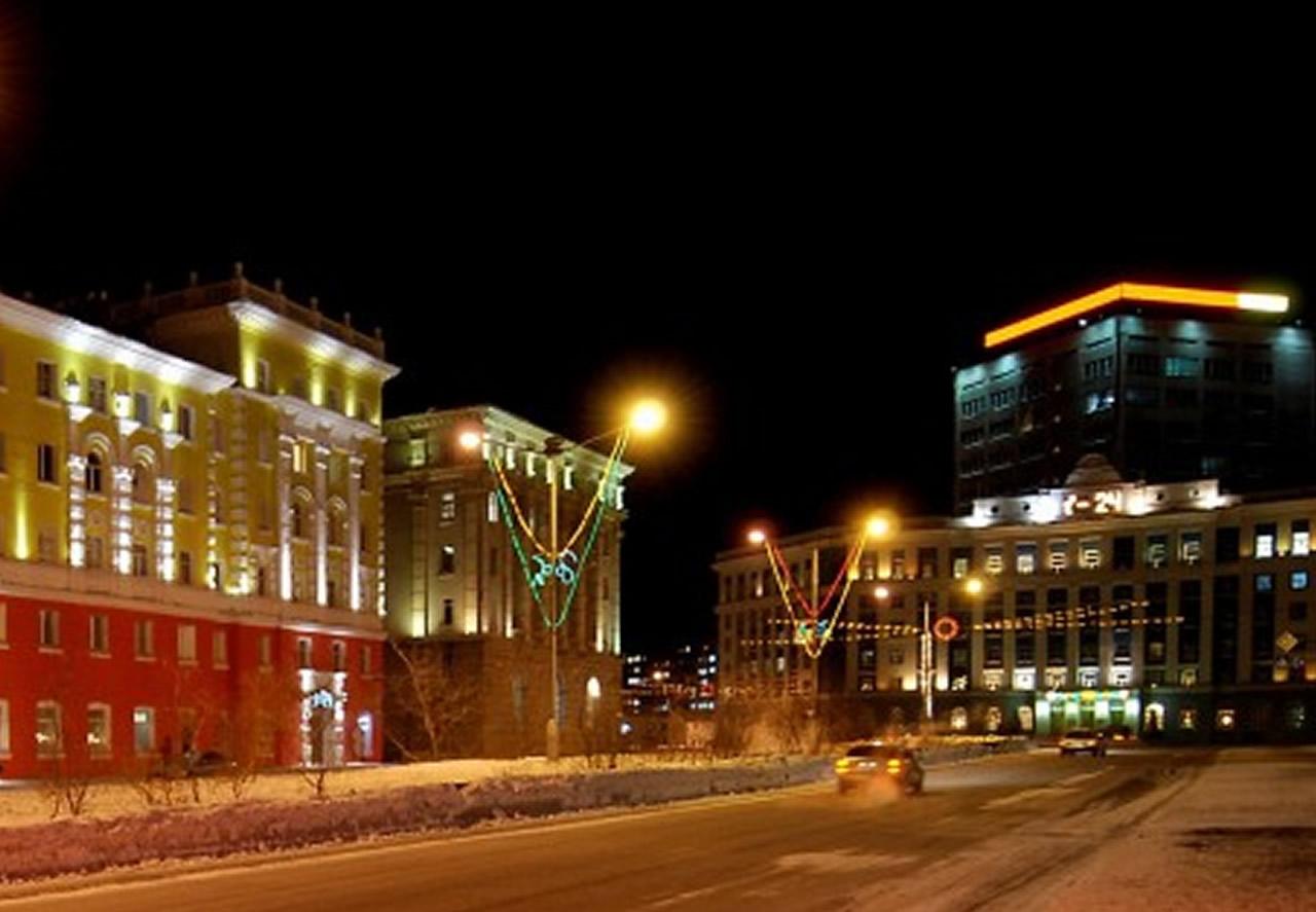 Εντυπωσιακή αλλά τοξική - Η πόλη Norilsk έχει -72 τον χειμώνα και δεν ζει ούτε ένα δέντρο