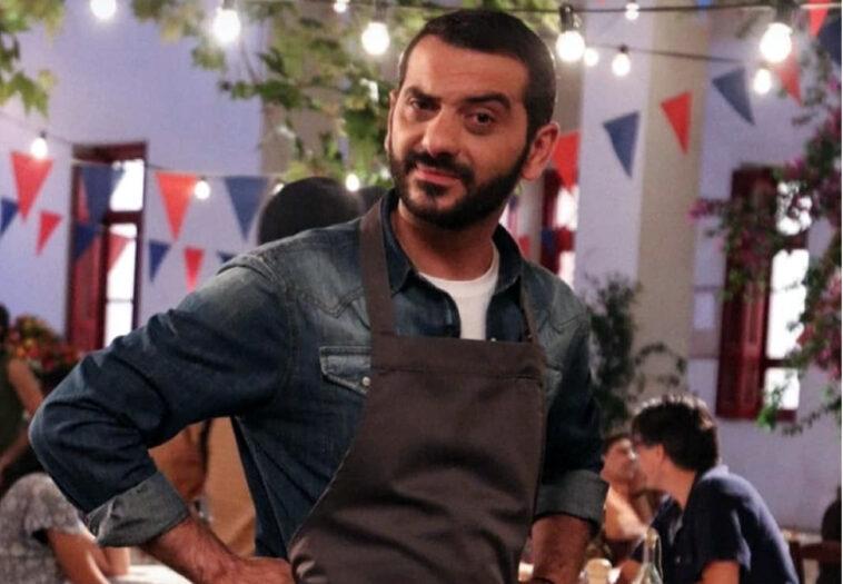 """Ερωτευμένος ο """"θείος"""" Λεωνίδας Κουτσόπουλος - Το ξέρουν οι άλλοι στο Masterchef;"""