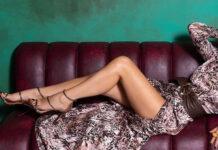 Ηθοποιός απο την Μαρία η Άσχημη μας μοστράρει τα πόδια της! ΘΕΙΚΑ