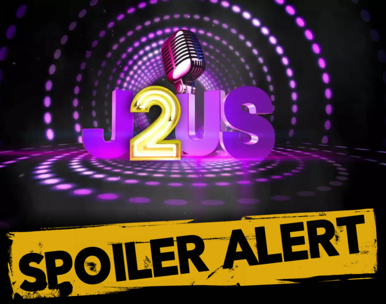 J2US ,j2us ζευγαρια,j2us twitter,j2us 2020,j2us λαουρα,j2us τηλεθεαση,j2us τελικοσ,j2us παρουσιαστρια,j2us ραχηλ μακρη,j2us επεισοδιο 1