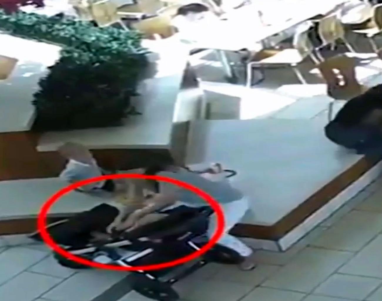Viral video: Μωράκι πνίγεται για 3 ολόκληρα λεπτά μέχρι που...