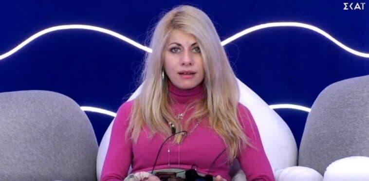 Big Brother: Σφαίρα για την Βουλή η Άννα Μαρία Ψυχαράκη