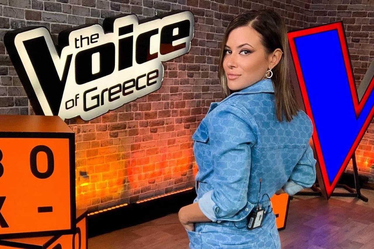 Επιστρέφει απόψε στο «The Voice» η Λάουρα Νάργες - Βίντεο
