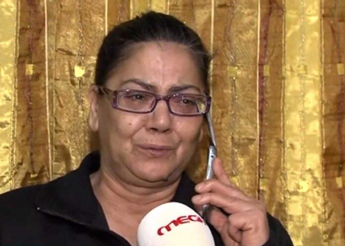 Τραγική φιγούρα η μητέρα του 26χρονου που δολοφονήθηκε απο τον σύζυγό της