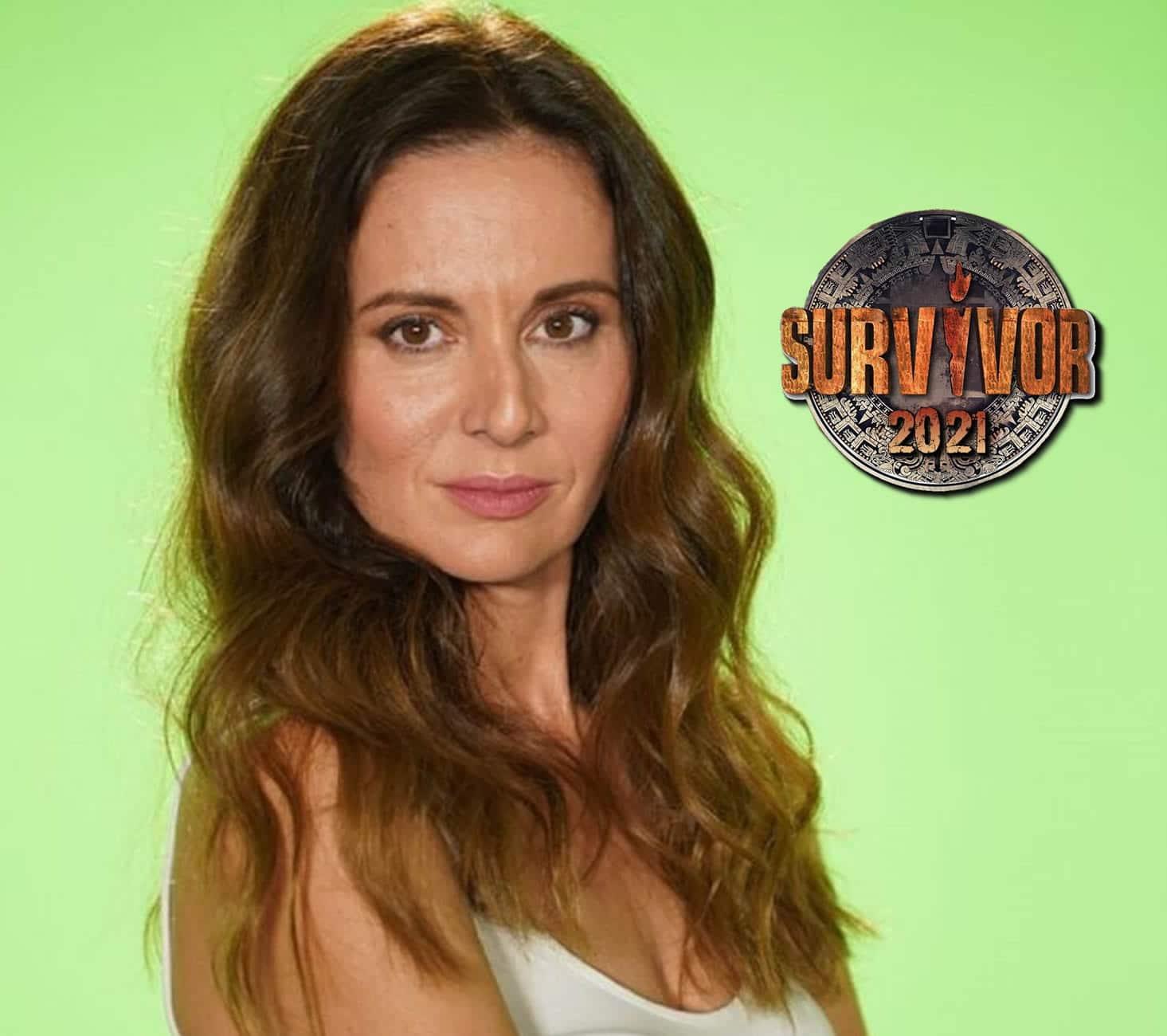 Survivor 2021, Αγγελική Λάμπρη