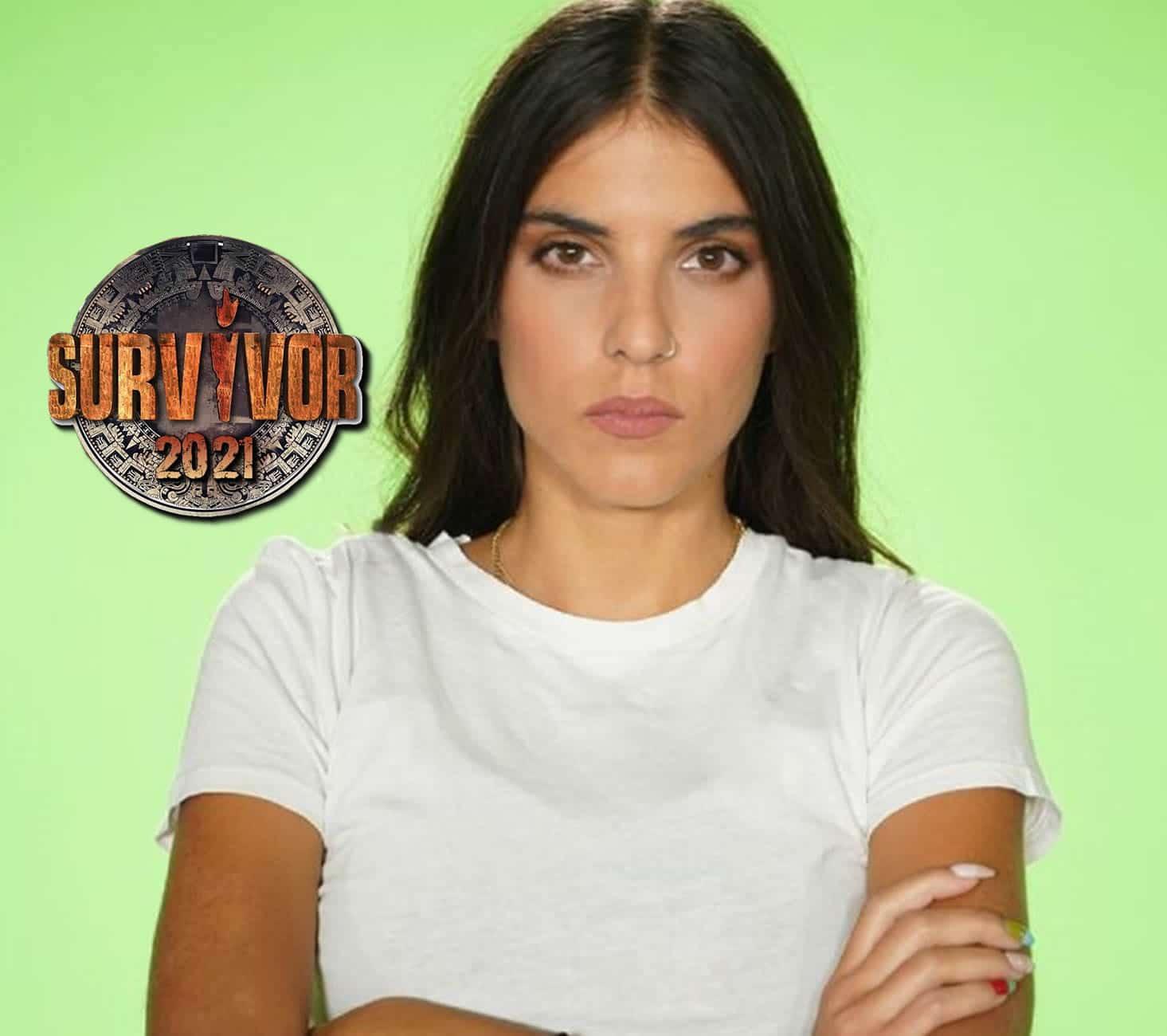 Survivor 2021 Άννα Μαρία Βέλλη