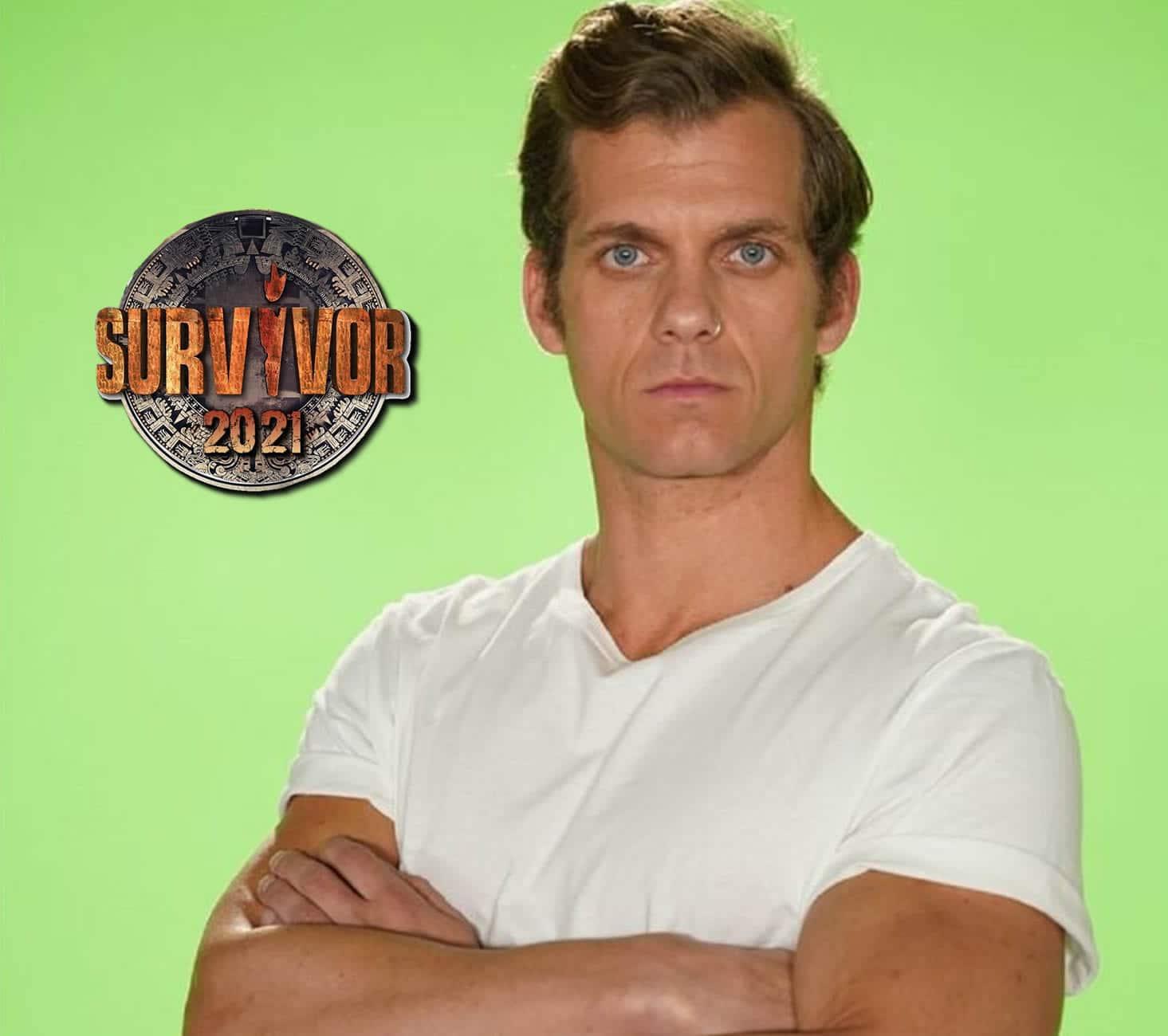 Survivor 2021, Chris Σταμούλης