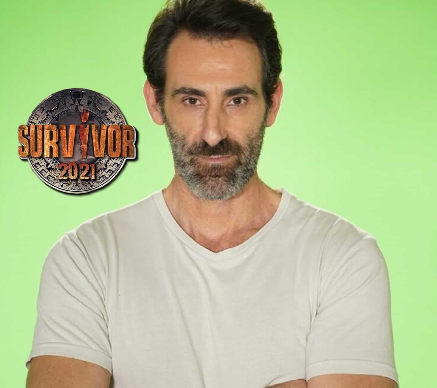 Survivor 2021 Γιώργος Κοψιδάς