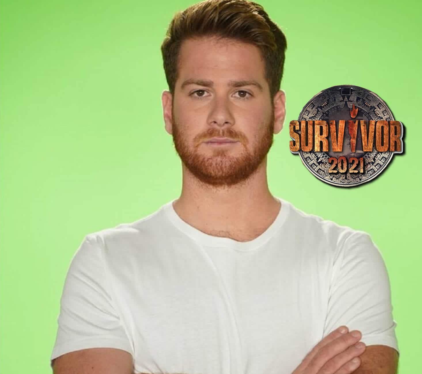 Survivor 2021, James Καφετζής