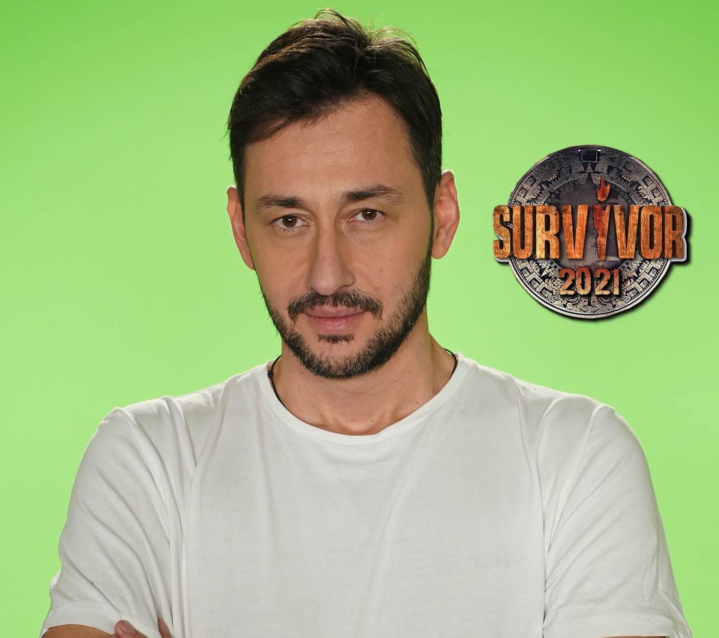 Survivor 2021, Πάνος Καλλίδης