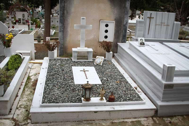 νεκροταφείο Ζωγράφου
