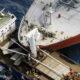 Κύθηρα σύγκρουση πλοίων - Με ρυμουλκό στα Βάτικα τα δύο πλοία