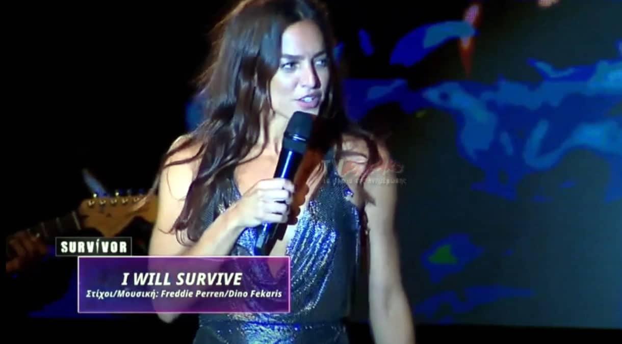 Κόλαση η Καρολίνα! Ξεσήκωσε το Survivor και τους χάζεψε όλους! Τι περιμένατε να δείτε δηλαδή; (vid)