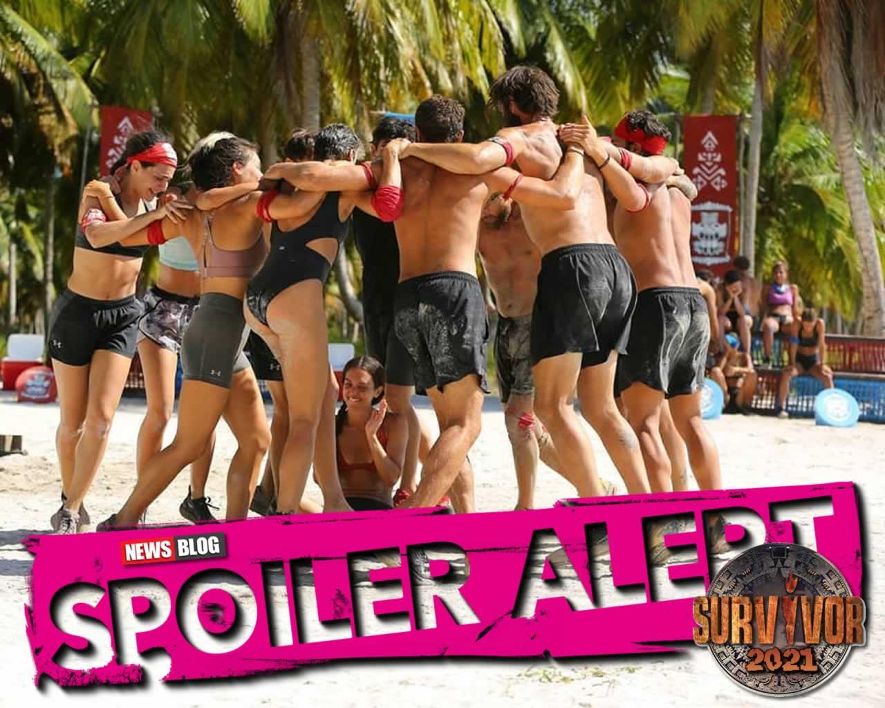 Survivor spoiler: Αποχωρεί οικειοθελώς η Σοφία Μαργαρίτη;