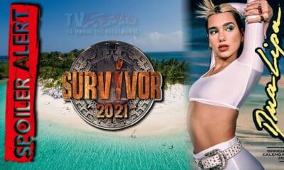 Survivor spoiler ένωσης: Θα τραγουδήσει στο πάρτι η Dua Lipa;