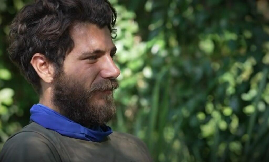 Survivor Νίκος Μπάρτζης