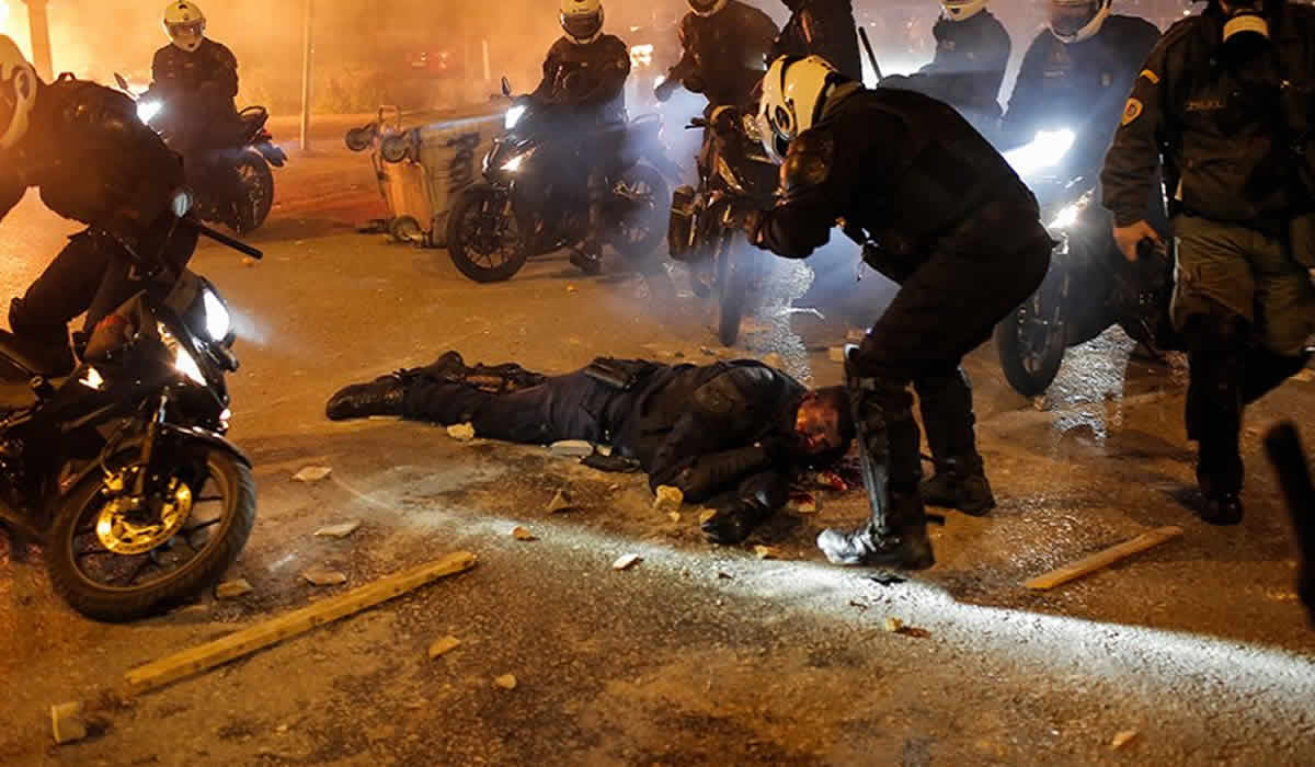 Ανατροπή στην υπόθεση ξυλοδαρμού στη Νέα Σμύρνης! Γνωστός της αστυνομίας και φαρσέρ ο «αυτόπτης μάρτυρας»