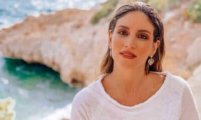 Αθηνά Οικονομάκου: Έτοιμη να γεννήσει η ηθοποιός - Πως αντέδρασε ο μικρός Μάξιμος;