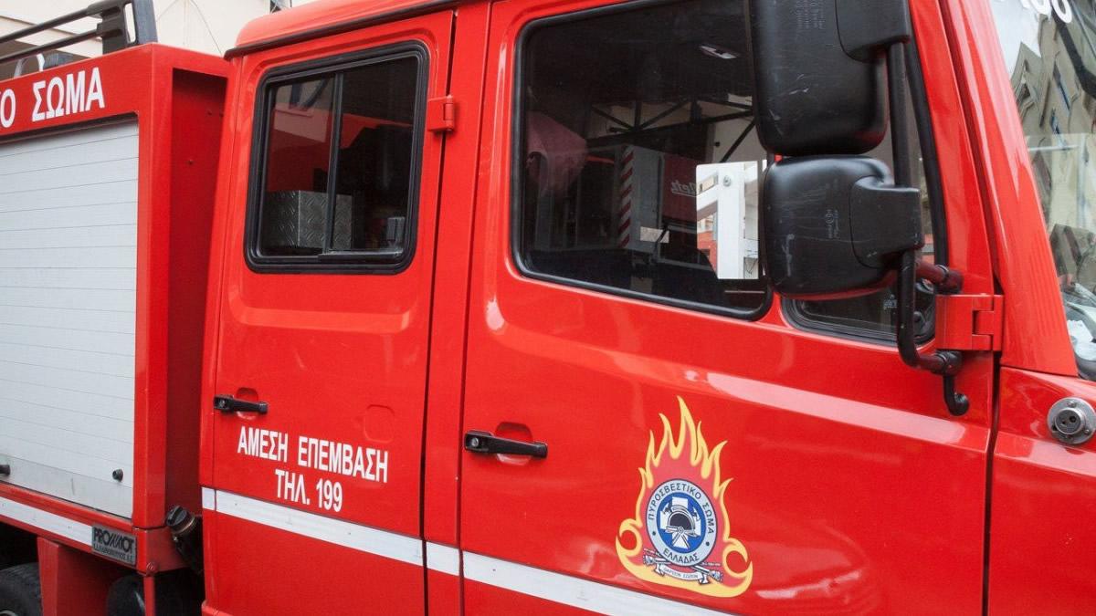 Χορτιάτης Θεσσαλονίκη: Εντοπίστηκαν απο την πυροσβεστική τα δύο άτομα στον Κισσό