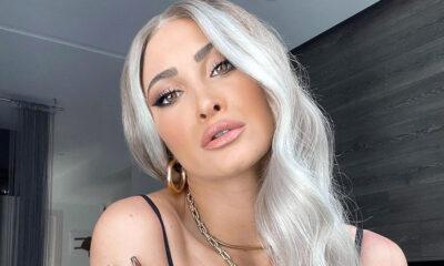 Η Ιωάννα Τούνη στο μπάνιο φορώντας μονάχα το...άρωμα της! Η Αλεξανδράκη ανέβασε το επίμαχο βίντεο