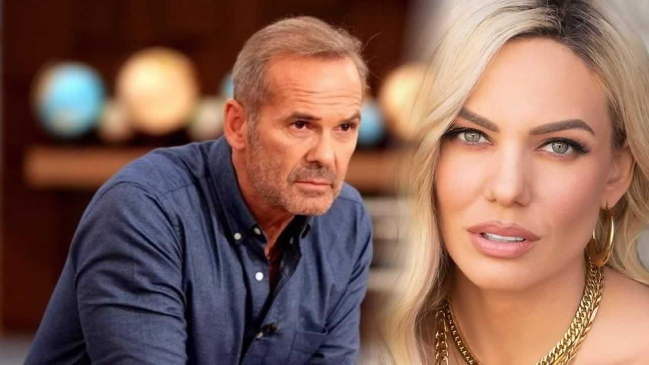 Ο Πέτρος Κωστόπουλος «θάβει» την Ιωάννα Μαλέσκου! «Βλέπεις ότι οι νέες Μενεγάκες δεν το 'χουν..»