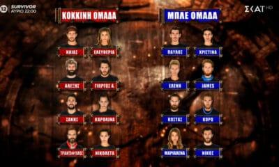 Survivor spoiler 5/4: Η πρώτη ημέρα με τις νέες ομάδες - Τι θα δούμε (video)
