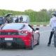 Θα τρίβετε τα μάτια σας! Ποδήλατο σε κόντρα με Ferrari την κάνει ΣΚΟΝΗ (video)