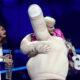 Πολλά ήταν τα περίεργα και περισσότερα ήταν τα ευτράπελα στο φετινό διαγωνισμό της Eurovision. Αρκετά τραγούδια τόνισαν το κιτς χαρακτήρα