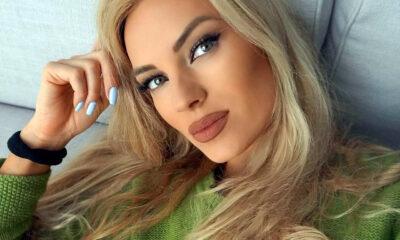 Δεν εξηγείται αλλιώς, η Τζούλια Νόβα, αυτό το εκπληκτικά όμορφο κορίτσι απο την Ουκρανία, λατρεύει τον ήλιο και τις ομορφιές της Ελλάδας