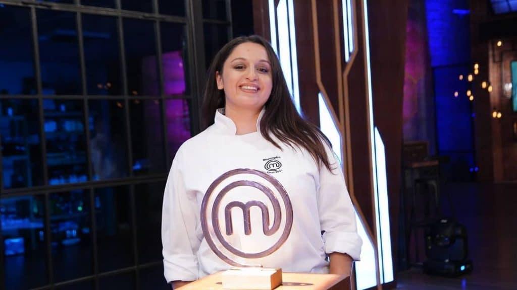 Μαργαρίτα Νικολαΐδου MasterChef