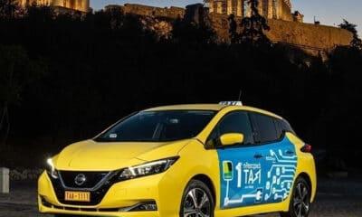 2.000 νέες άδειες με επιδότηση μαμούθ για αγορά ηλεκτρικού ταξί προανάγγειλε ο ο υπουργός Περιβάλλοντος και Ενέργειας σε συνέντευξη του στη Καθημερινή