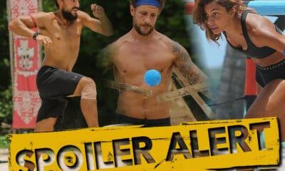 Survivor spoiler: Βρισκόμαστε μια εβδομάδα πριν απο την ολοκλήρωση του Survivor. Παρακολουθήσαμε τον μεικτό αγώνα Ελλάδας - Ρουμανίας