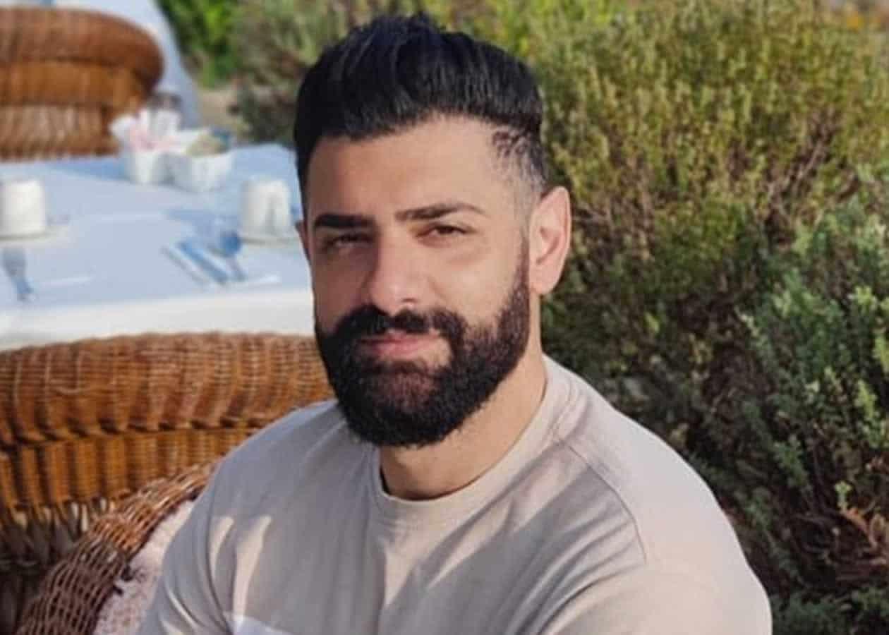 Τον θυμάστε τον Σαρμπέλ τον τραγουδιστή με καταγωγή απο την Κύπρο και τον Λίβανο που είχε πάρει μέρος στο διαγωνισμό της Eurovision
