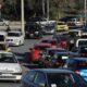 Ο δρόμος απο την Θεσσαλονίκη προς την Χαλκιδική έχει ξεκινήσει απο νωρίς το πρωί να έχει αυξημένη κίνηση αφού όπως όλα δείχνουν