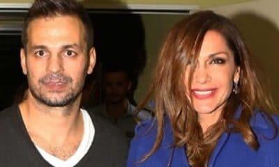 Με ένα δελτίο τύπου η Δέσποινα Βανδή και ο Ντέμης Νικολαΐδης, ανακοίνωσαν σήμερα τον χωρισμό τους μετά απο 18 χρόνια έγγαμου βίου.