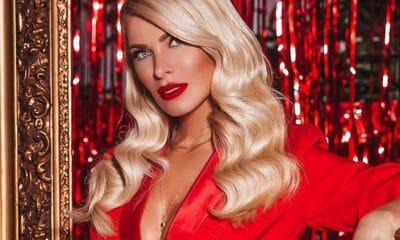 Η παρουσιάστρια Κατερίνα Καινούργιου που πλέον θα έχει τηλεοπτική στέγη τον Alpha βγάζει τις ωραιότερες φωτογραφίες σε σχέση