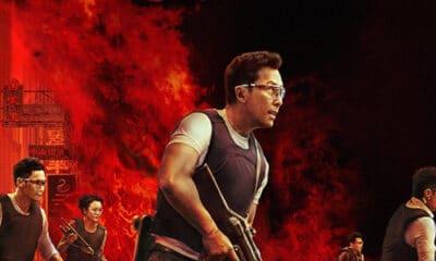 Donnie Yen Raging Fire