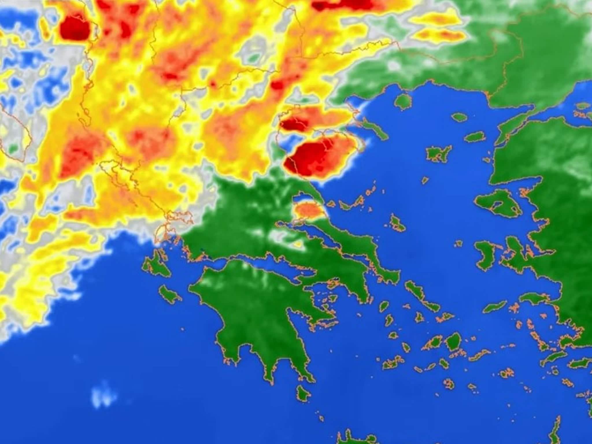 Το φαινόμενο της Ψυχρής λίμνης μετά τις καταστροφές με τις πλημμύρες που έκανε στην Γερμανία και στο Βέλγιο έρχεται και στην Ελλάδα