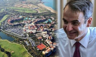 Ο Πρωθυπουργός της χώρας κύριος Κυριάκος Μητσοτάκης, βρίσκεται για ολιγοήμερες διακοπές στο υπερπολυτελές θέρετρο της