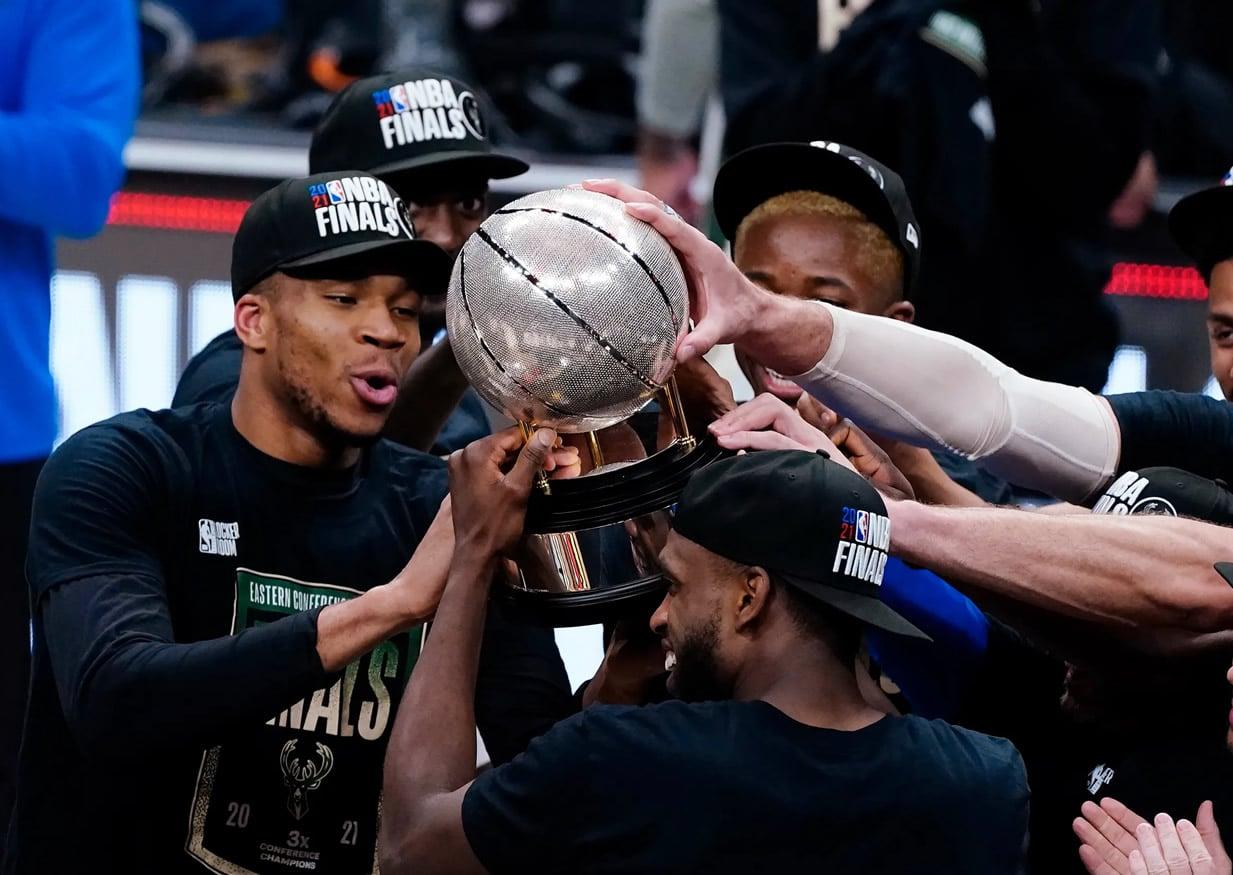 Έπρεπε να περιμένουν 46 χρόνια στο Μιλγουόκι, απο την τελευταία φορά που οι Μπακς έπαιξαν σε τελικούς NBA και όπως φαίνεται θα το κάνουν
