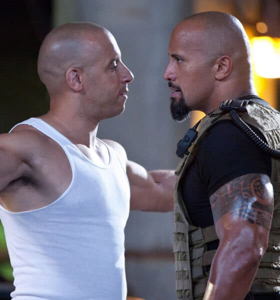 Vin Diesel - Dwayne Johnson