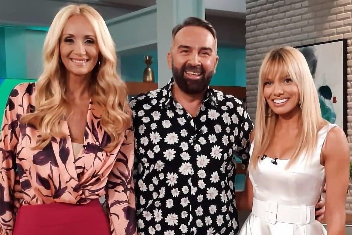 Οι καλεσμένοι της Ιωάννας Μαλέσκου, Γρηγόρης Γκουντάρας και Ναταλί Κάκκαβα, βρέθηκαν στο Love It για να μιλήσουν για την πρεμιέρα του Big Brother