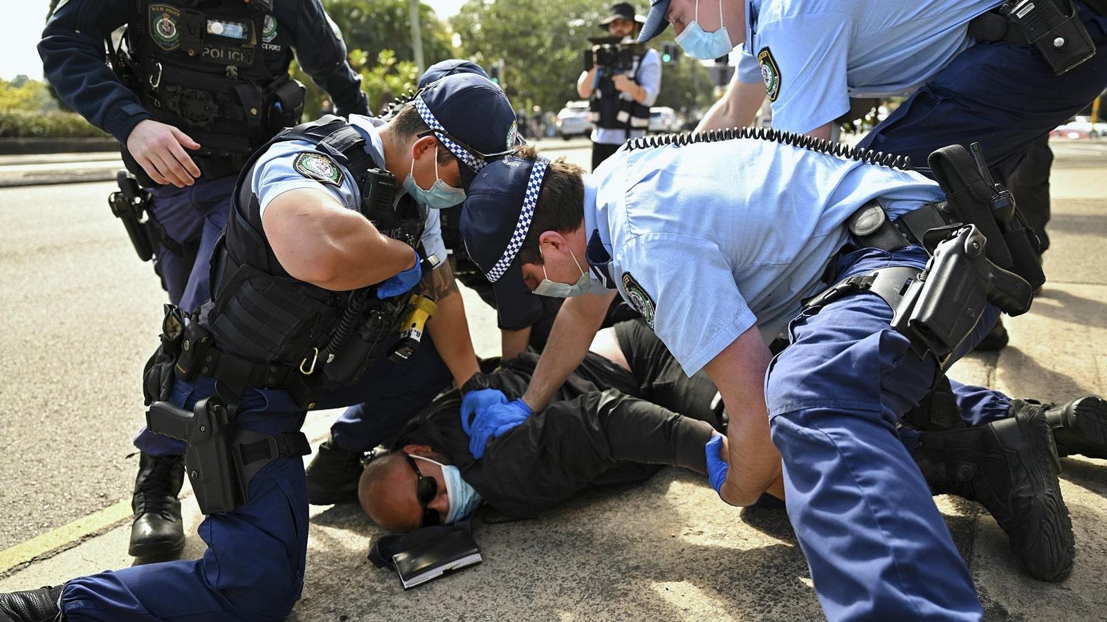 Αυστραλία lockdown